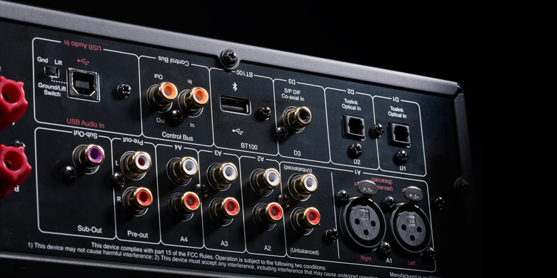 Усилитель Cambridge Audio CXA 80 Silver | онлайн-маркет электроники