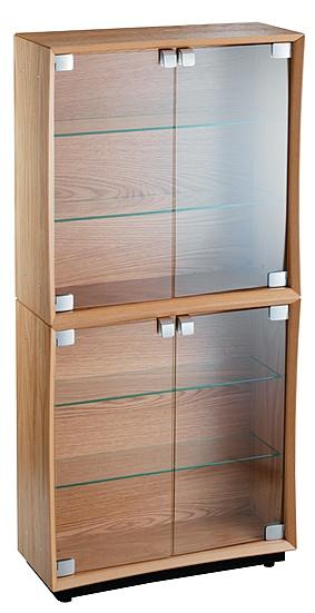 Шкаф с стеклянными дверцами своими руками