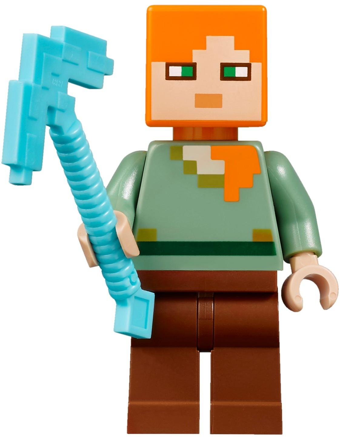 Lego Minecraft привет из детства с привкусом майнкрафта 94