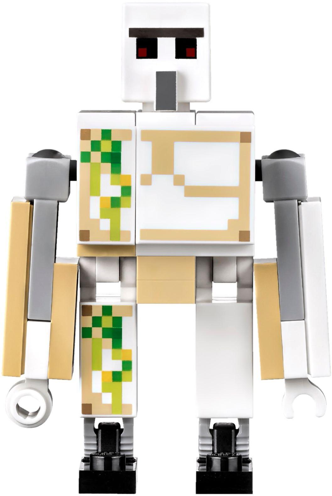 Lego Minecraft привет из детства с привкусом майнкрафта 8