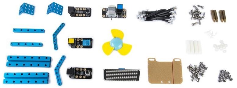 Конструктор Makeblock mBot Classroom Kit | онлайн-маркет электроники