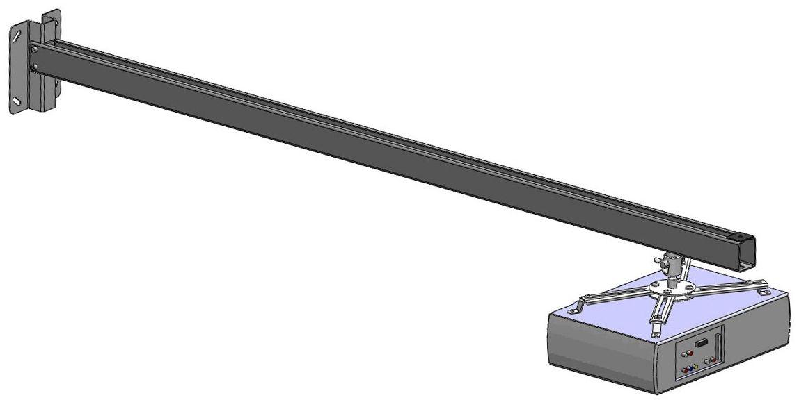 Потолочное крепление проектора