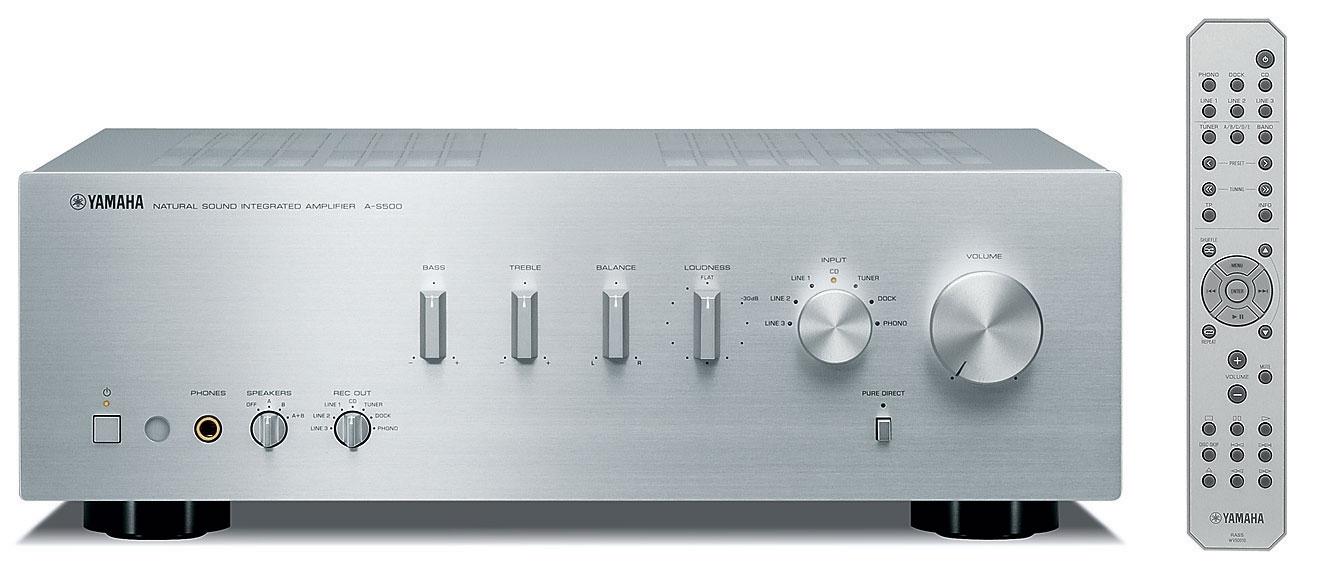 Yamaha стерео полупроводниковый