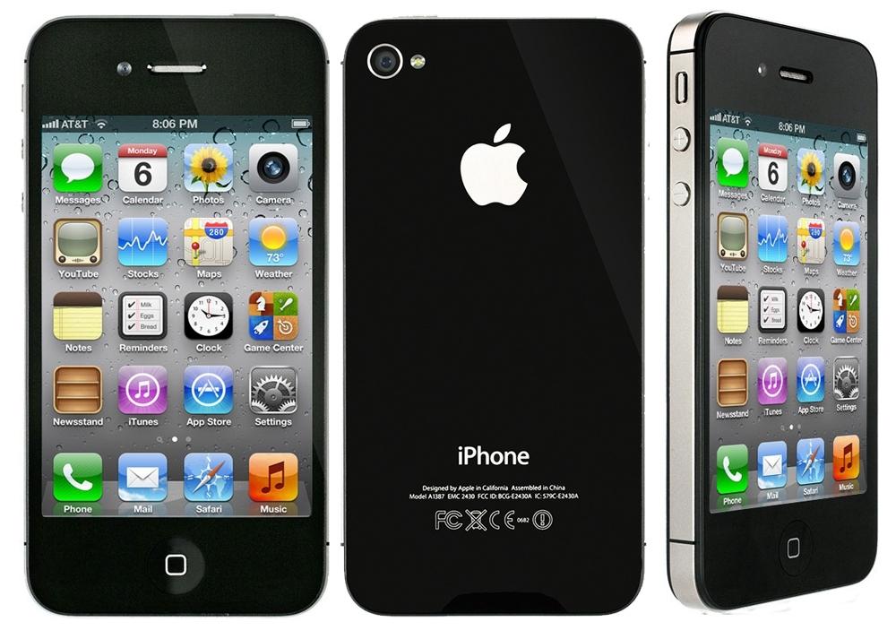 Apple iPhone 4s 16GB Black Ohne Sim | eBay