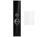 Audio Physic Classic On-Wall Glass White High Gloss, Sides Glass White