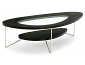 BDI Drop Coffee Table 2109 Espresso