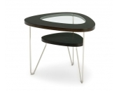 BDI Drop End Table 2110 Espresso