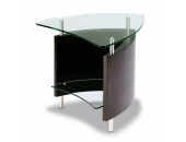 BDI Fin End Table 1110 Espresso