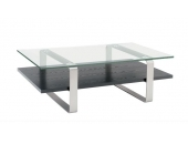 BDI Stream Wide Coffee Table 1502G Espresso