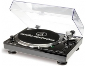 Audio-Technica AT-LP120USB HS Black