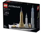 LEGO Architecture 21028: New York City