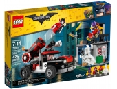 LEGO Batman Movie 70921: Harley Quinn Cannonball Attack