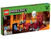 LEGO Minecraft 21122: The Nether Fortress