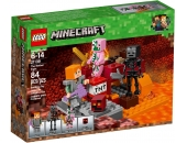 LEGO Minecraft 21139: The Nether Fight