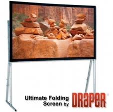 Изображение Draper Ultimate Folding Screen NTSC (3:4) 457/180