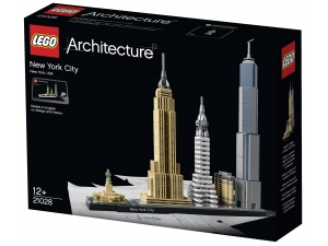 Изображение LEGO Architecture 21028: New York City